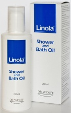 Linola® Shower and Bath Oil
